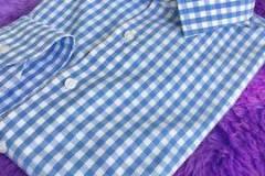 BlueCheckeredShirt-BKKBespoke1
