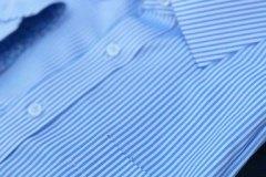 BlueSmallStripesShirt-BKKBespoke