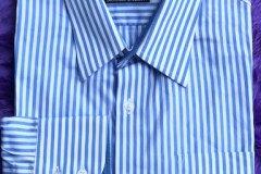 BlueStripesShirt-BKKBespoke