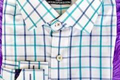 CheckeredBlueAquaShirt-BKKBespoke